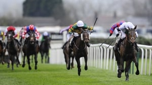 Pineau De Re leads home Balthazar King and Double Seven