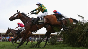 Double Seven and Tony McCoy finished third
