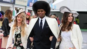Prince Cassius blogs... about fashion