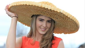 Keep your mane dry and stave off hunger on your next trip to the races with a hat made from Mini Cheddars
