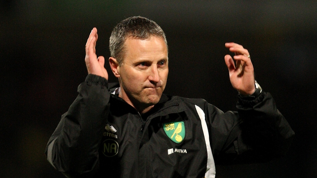 Neil Adams said he had a great knowledge of Norwich's youth players, having managed the side to an FA Youth Cup last year