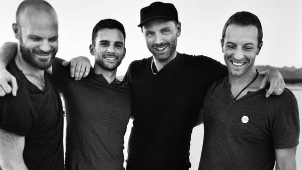 Coldplay - New album Ghost Stories out now