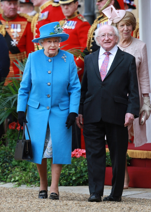 Royal Visit and Tailors