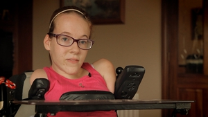 The moving story of Joanne O'Riordan who was born without limbs