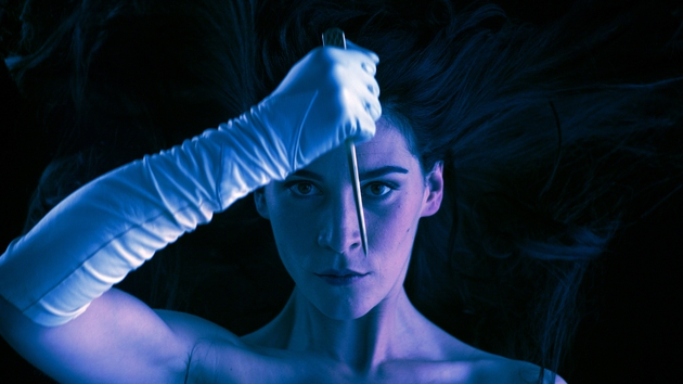 The Strange Colour of Your Body's Tears - anti-thriller, with French, Danish and Flemish dialogue (and ponderous title even in English)