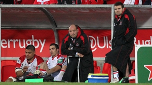 High cost loss - Ulster will be without Ruan Pienaar and Rory Best for the next few games