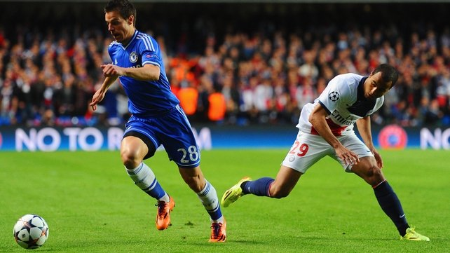 Cesar Azpilicueta has committed his future to Chelsea