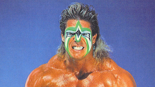 The Ultimate Warrior began his WWE career in 1987 and was a former WWF Champion and two-time WWF Intercontinental Champion
