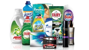 Be in with a chance of winning one of three €100 P&G hampers!