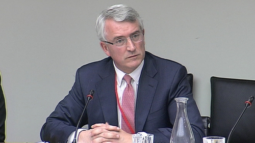 AIB CEO David Duffy said the bank would only compromise on debt with co-operating customers