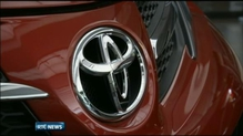 Toyota recalling 8,500 cars in Ireland as part of global recall of over six million vehicles