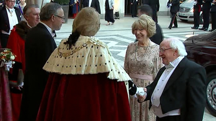 President Higgins' Visit to the UK