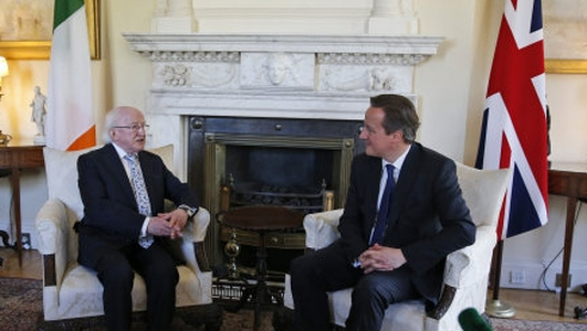 Day 2 of President Higgins State visit to the UK