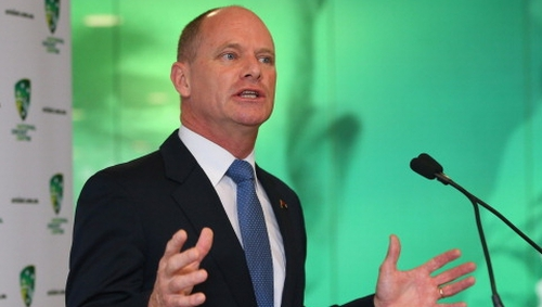 Queensland Premier Campbell Newman said up to 9,000 people could be affected by the cyclone
