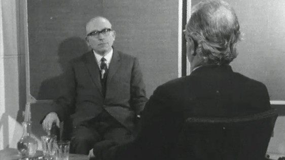 T.K. Whitaker and Patrick Gallagher (1969)