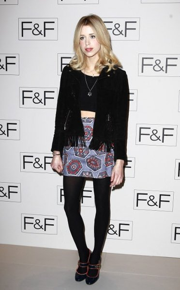 Peaches Geldof, the daughter of Bob Geldof and the late Paula Yates, died at the age of 25