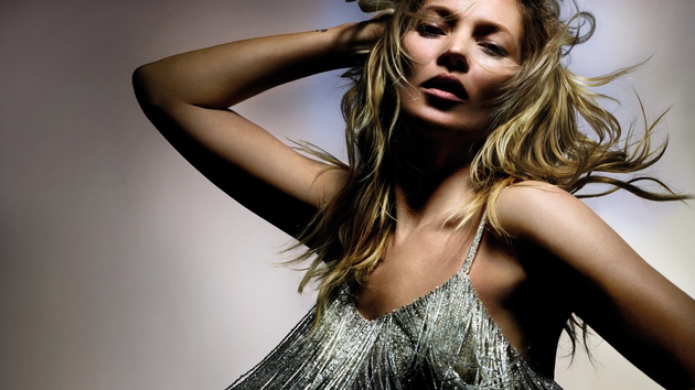 Kate Moss unveils new Topshop line