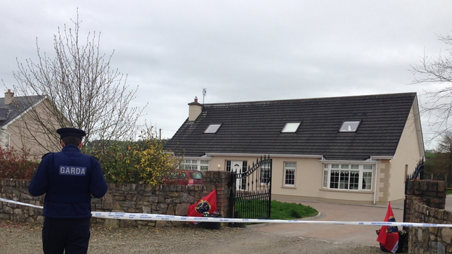 Gardaí are investigating the robbery in Grange