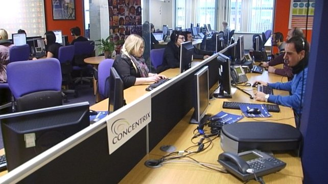 Concentrix currently employs over 800 people in Belfast