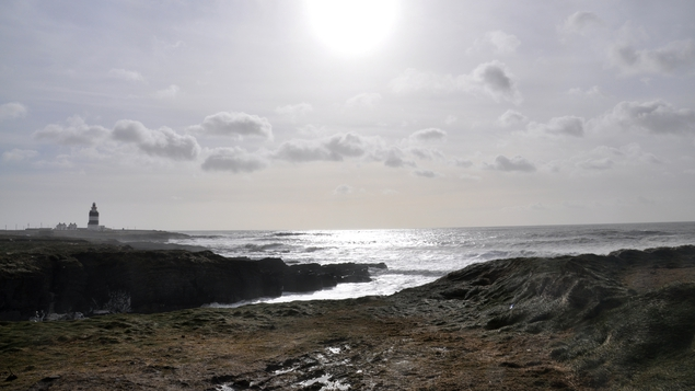 The view from Hook Head