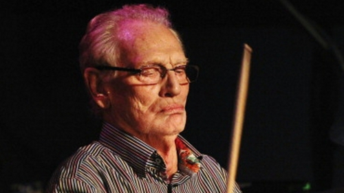 Ginger Baker - heading for Belfast in May