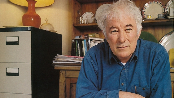 Seamus Heaney, RTÉ Guide, 12 April 1996, p.10