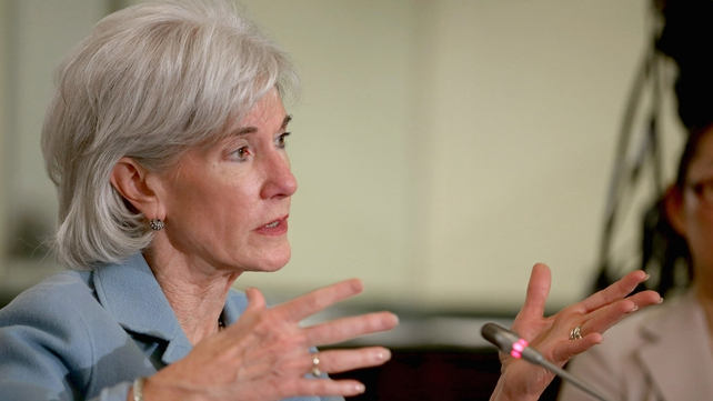Kathleen Sebelius was the public face for the problem-plagued start to the enrolment period for the Affordable Care Act
