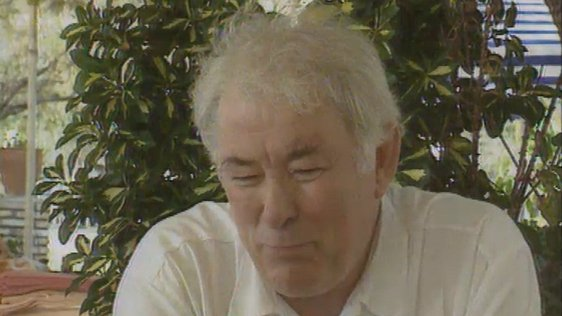 Seamus Heaney in Greece