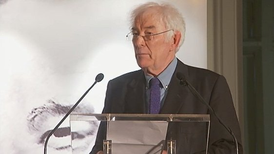 Seamus Heaney at 70