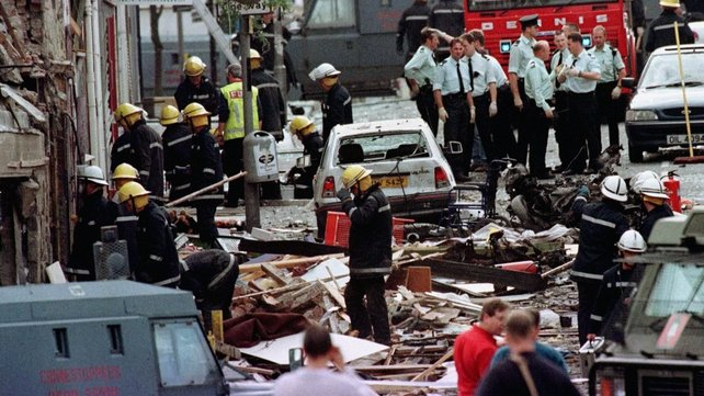 The Omagh bomb killed 29 people, including a woman pregnant with twins