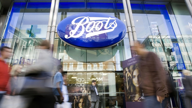 Boots to open one new shop in Cork and two in Dublin