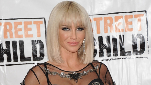 Sarah Harding to make Saturday Night Show appearance