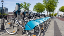 Dublin bikes was launched in 2009