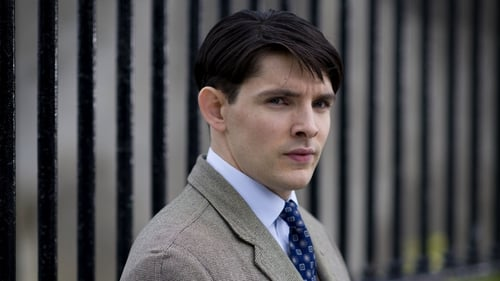 Colin Morgan in Quirke