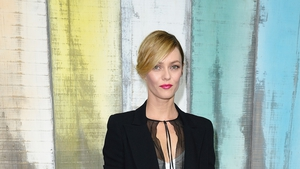 Vanessa Paradis: No fading star, and very busy at 41. She stars in John Turturro's Fading Gigolo.