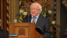 In Pictures: President Higgins makes State visit to UK