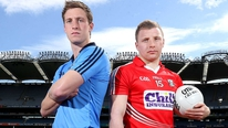 Managers Jim Gavin and Brian Cuthbert look ahead to Sunday's clash