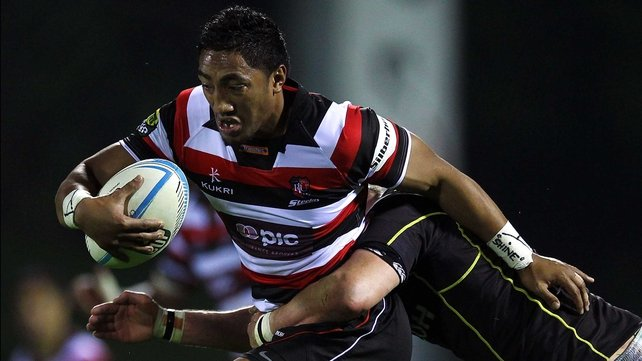 Bundee Aki will join Connacht next season on a three-year deal