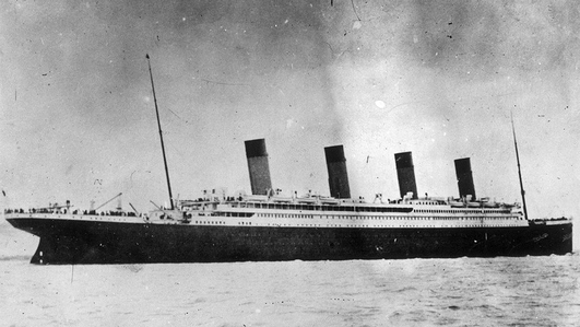 Titanic to be treated with 'sensitivity and respect' following agreement