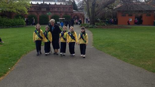Modern-day Brownies celebrate 100 years of their organisation