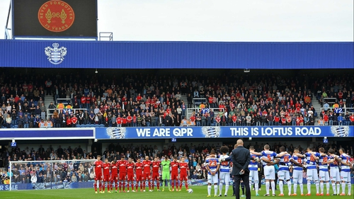 Nottingham Forest and QPR players remember the 96