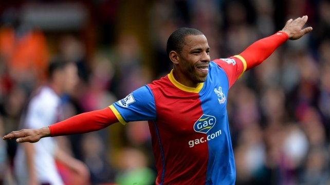 Jason Puncheon celebrates his goal, which ultimately proved decisive
