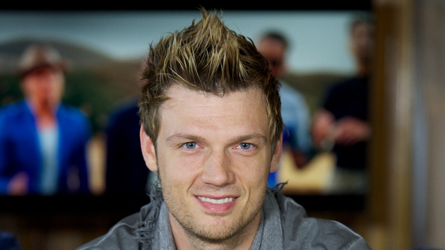 Nick Carter is now a married man