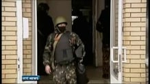 Clashes during Ukraine 'anti-terrorist' operation
