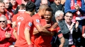 Liverpool maintain their lead with thrilling win