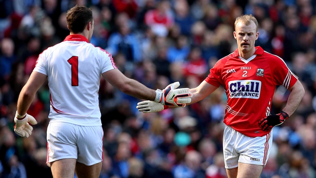 Cork were left stunned by Dublin's second half display