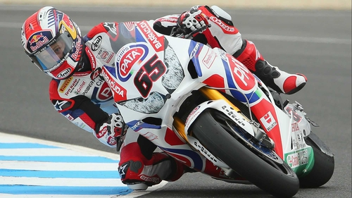 Jonathan Rea left Pata at end of last season and has won his first race for Kawaski