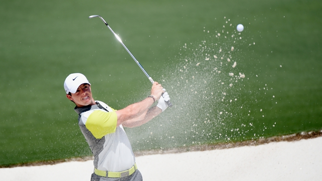Rory McIlroy feels the Olympics are still not as big a prize as golf's four majors