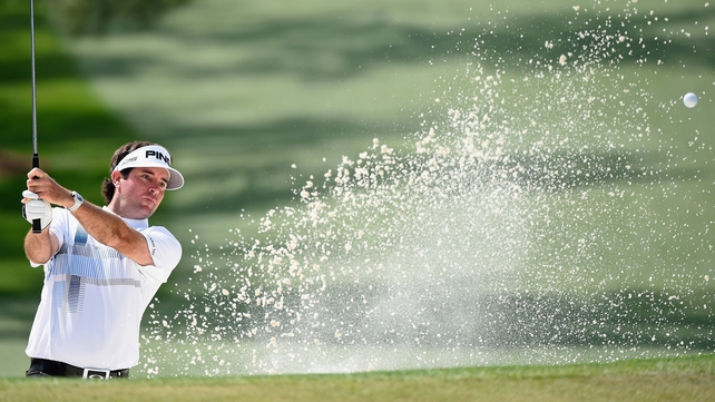 Bubba played his own way around Augusta and for the second time in three years, it worked