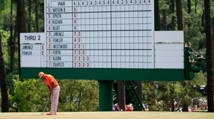 Rickie Fowler, once again, put on a good show in a major, finishing on two under in a tie for fifth place